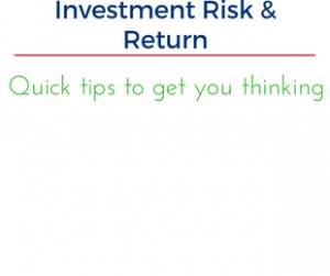 Investment Risk & Return