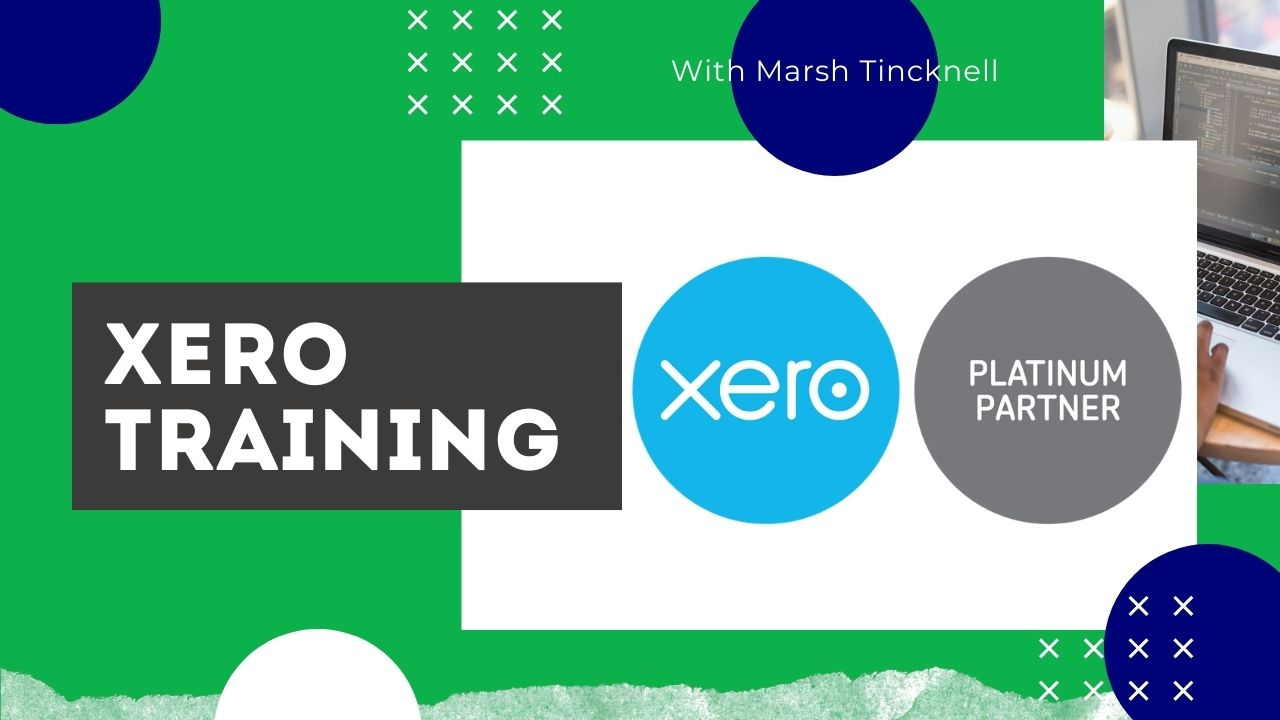 graphic for xero training button